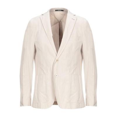 PAOLONI テーラードジャケット  メンズファッション  ジャケット  テーラード、ブレザー アイボリー