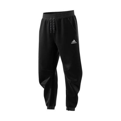 アディダス(adidas) メンズ M 3stTAPE ウーブンパンツ ブラック 23996 GM5751 ロングパンツ ボトムス スポーツ トレーニング