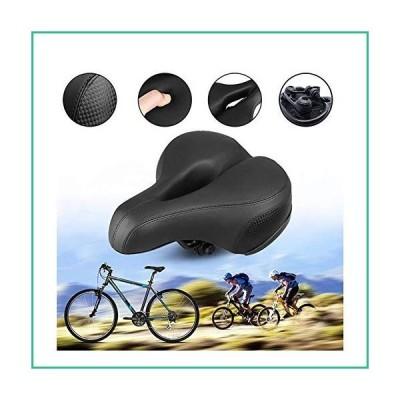 送料無料!YYTL Comfort Seat Breathable Safety Mountain Bike Ergonomic Reflective Strip Outdoor Sports Replacement Bicycle Saddle ZT (Co