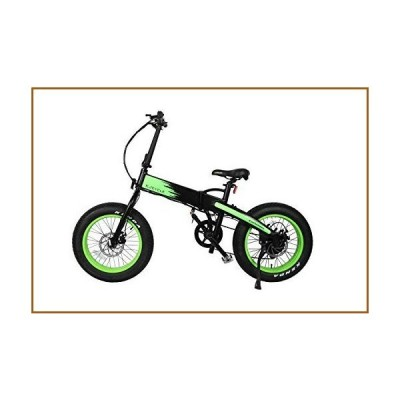 """KJCycle Fat Tire Electric Bike Beach Snow Bicycle 20"""" 4.0 inch Fat Tire ebike 500W 48V/10AH Electric Mountain Bicycle with Shimano 7 Speeds"""