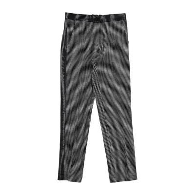 PINKO UP パンツ ブラック 12 レーヨン 71% / ナイロン 25% / ポリウレタン 4% / ポリエステル パンツ