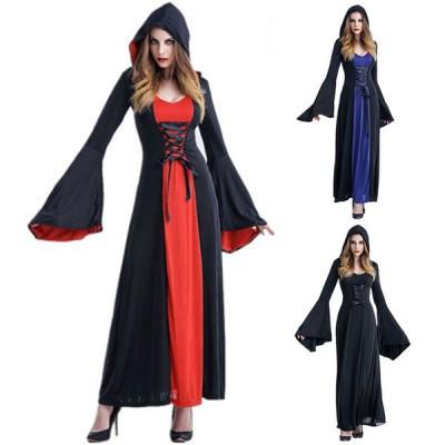 女性用ハロウィン 吸血鬼 魔女 悪魔 Halloween ハロウィン ヴァンパイア コスプレ レディース コスチューム 大人 仮装 ハロウィーン