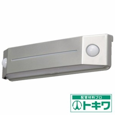 IRIS 乾電池式LEDセンサーライト フットタイプ 電球色 BOS-FL2-WS ( 8183578 )