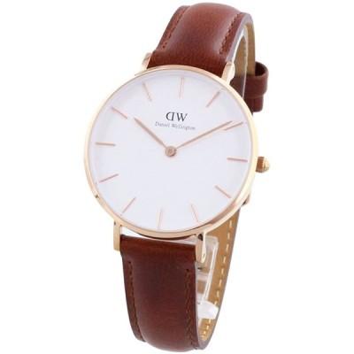 ダニエルウェリントン 腕時計 レディース 32mm クラシック ペティート DW00100175 [並行輸入品]