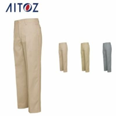 AZ-662 アイトス 6070ワークパンツ(ノータック)(男女兼用) | 作業着 作業服 オフィス ユニフォーム メンズ レディース