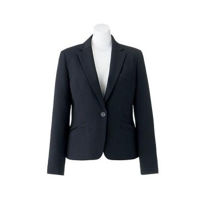 ボンマックス BONOFFICE ジャケット ネイビー 15号 AJ0256-8 1着(直送品)