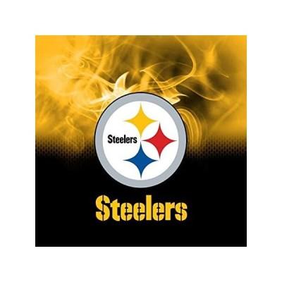 Strikeforce Bowling Pittsburgh Steelers NFL On Fire Towel