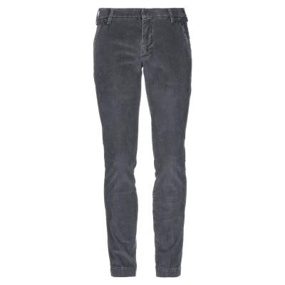 アントレ アミ ENTRE AMIS パンツ 鉛色 30 コットン 98% / ポリウレタン 2% パンツ