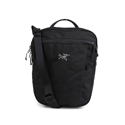アークテリクス ARCTERYX バッグ ショルダーバッグ メンズ レディース 4L SLINGBLADE 4 SHOULDERBAG ブラック 黒 17173
