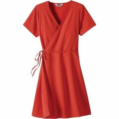 マウンテンカーキス Mountain Khakis レディース ワンピース ワンピース・ドレス Mountain Rose Wrap Dress Melon
