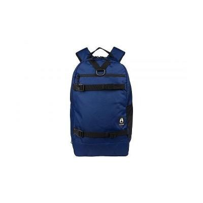 Nixon ニクソン メンズ 男性用 バッグ 鞄 バックパック リュック Ransack Backpack - Navy/Black