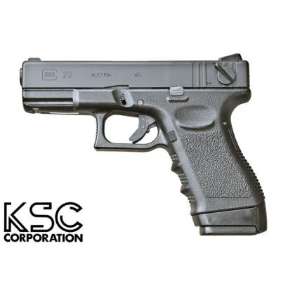 KSC ガスブローバックハンドガン G23F スライドヘヴィウェイト