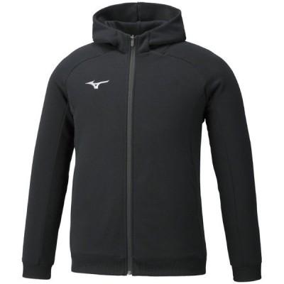MIZUNO(ミズノ) スウェットシャツ( フルジップフーディー) トレーニング アパレル ユニセックス 男女兼用 32MC017709