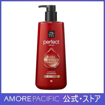 [ミジャンセン/本社直営] 新しくなりました パーフェクト セラム リッチ シャンプー / Miseenscene Prefect Serum Rich Shampoo 680ml 1個