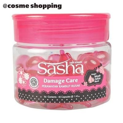 Sasha(サーシャ) Sasha(サーシャ) ダメージケアヘアオイル ボトルタイプ トリートメントヘアオイル
