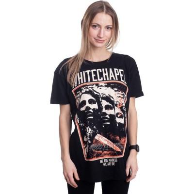 インペリコン Impericon レディース Tシャツ トップス - We Are Madness - T-Shirt black
