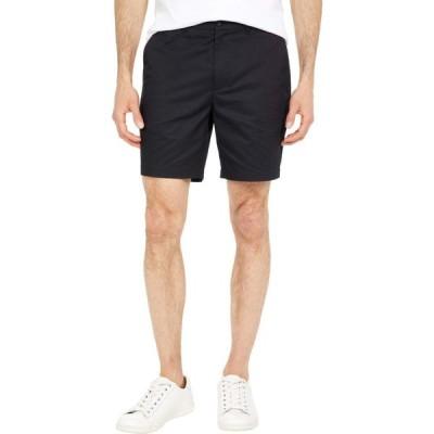 フレッドペリー Fred Perry メンズ ショートパンツ ボトムス・パンツ Classic Twill Shorts Black