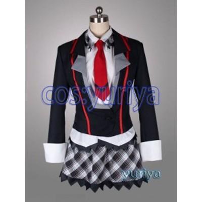 戦姫絶唱シンフォギア 風鳴翼(私立リディアン音楽院高等科制服) コスプレ衣装