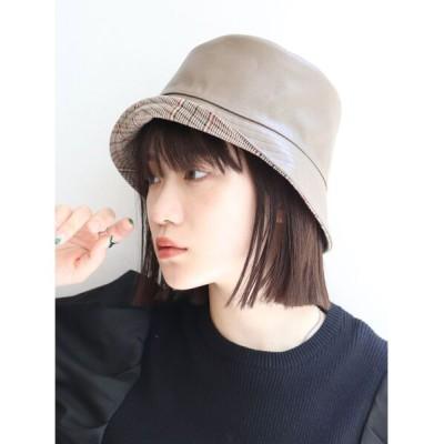 MURUA / リバーシブルバケットハット WOMEN 帽子 > ハット