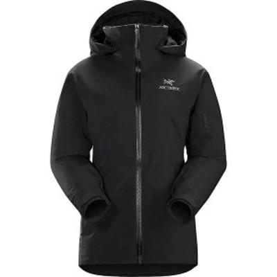 アークテリクス レディース ジャケット・ブルゾン アウター Arcteryx Women's Fission SV Jacket Black