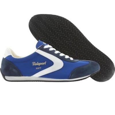 ヴァルスポルト ユニセックス シューズ  Valsport Soft Nylon (blue / white)