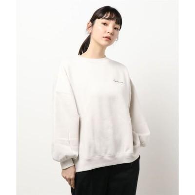 tシャツ Tシャツ 【 ZOZO限定 】線画アートプリントバック スウェット・・