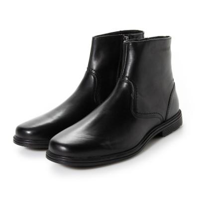 ロックポート ROCKPORT テイラー ウォータープルーフ ジップ ブーツ (ブラック)
