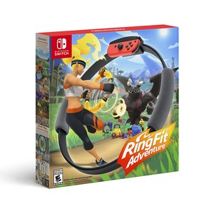 Nintendo Switch 健身環大冒險中文版(國際版)