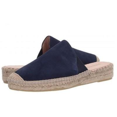 Sesto Meucci レディース 女性用 シューズ 靴 ローファー ボートシューズ 670208 - Navy Suede