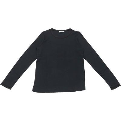 (OUTLET)assiette[アシェット]フェザーニットクルーネックTシャツ A29-07628-94
