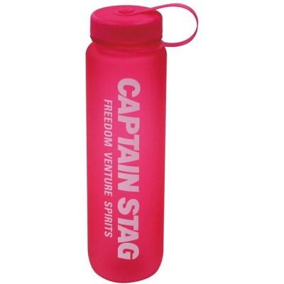 CAPTAIN STAG(キャプテンスタッグ) ウォーターボトル1000(ピンク)
