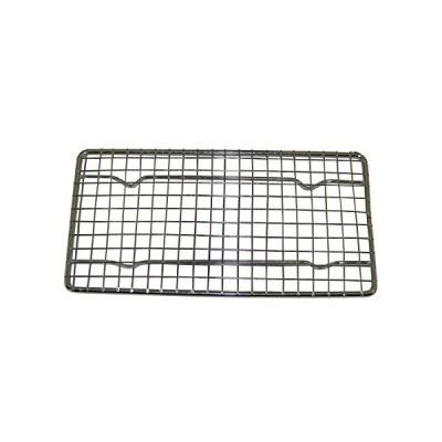 Update International PG1018 10 x 18 Rectangular Chrome-Plated Wire Pan Grat