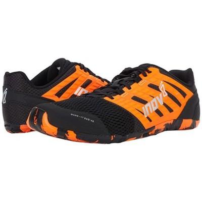 inov-8 Bare-XF 210 V2 メンズ スニーカー 靴 シューズ Black/Orange