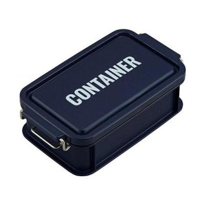 オーエスケー コンテナランチボックス ネイビー 型番:CNT-600