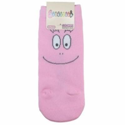 バーバパパ 女性用 靴下 レディース 手付 ソックス キャラクター グッズ メール便可