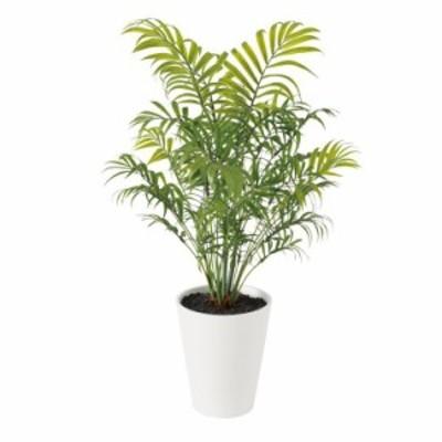 【観葉植物 造花】 テーブルヤシ PE (パーム) 55cm 【フェイクグリーン 人工観葉植物 光触媒 CT触媒 インテリア】