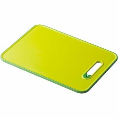 ジョセフジョセフ(Joseph Joseph) スライス&シャーペン ラージ グリーン 600278 【樹脂製 まな板 キッチン用品】