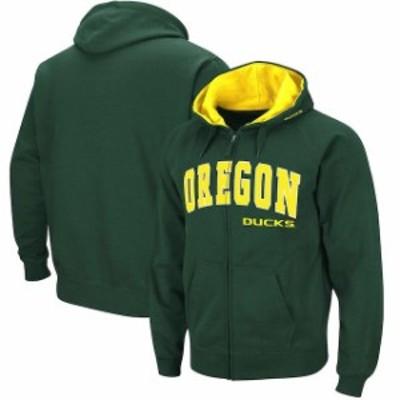 Stadium Athletic スタジアム アスレティック スポーツ用品  Colosseum Oregon Ducks Green Big & Tall Arch and Logo