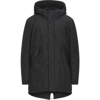 アヴィニョン AVIGNON メンズ コート アウター coat Black