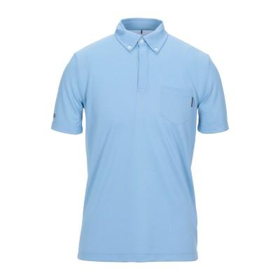 コルマー COLMAR ポロシャツ スカイブルー S ポリエステル 100% ポロシャツ