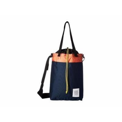 トポ・デザイン ビジネス系 バッグ メンズ Cinch Tote Navy/Coral