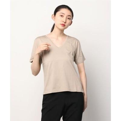 tシャツ Tシャツ V ネック ショートブレス T シャツ
