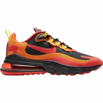 ナイキ メンズ エアマックス270 Nike Air Max 270 React  スニーカー Black/Chile Red/Speed Yellow