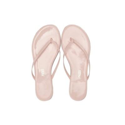 ティキーズ TKEES レディース ビーチサンダル シューズ・靴 Glosses Whipped Cream