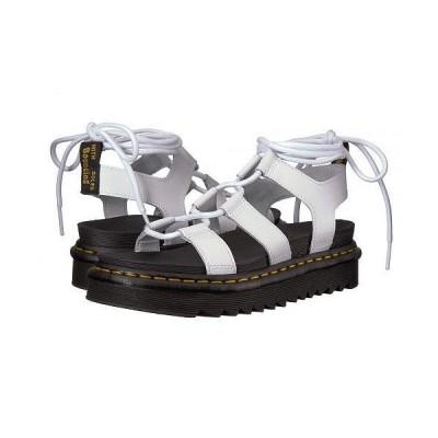 Dr. Martens ドクターマーチン レディース 女性用 シューズ 靴 ヒール Nartilla - White