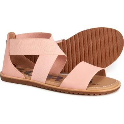 ソレル Sorel レディース サンダル・ミュール シューズ・靴 ella sandals - leather Tonic Melon