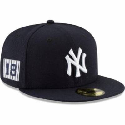 New Era ニュー エラ スポーツ用品  Didi Gregorius New York Yankees New Era Player Patch 59FIFTY Fitted Hat  Navy
