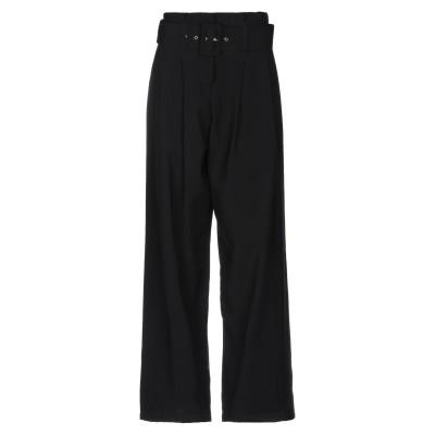 カオス KAOS パンツ ブラック 40 レーヨン 90% / ポリエステル 10% パンツ