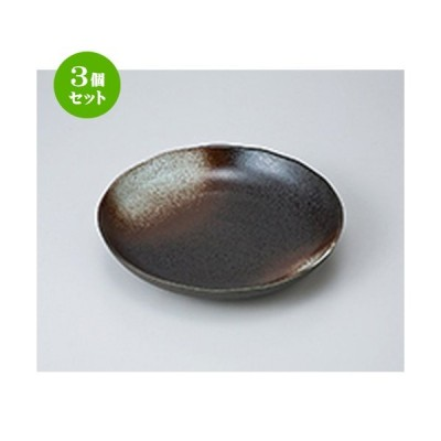 3個セット 和風パスタ皿 洋食器 / 白吹天目パスタ皿 寸法:22.3 x 4cm