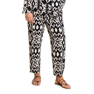 マリナリナルディ レディース カジュアルパンツ ボトムス Plus Size Riccioli Printed Drawstring Pants